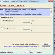 Adjustment program Epson SX535WD, Office BX535WD (Сброс памперса) _3