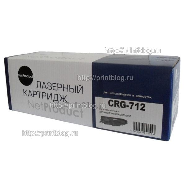 Картридж-NetProduct-N-№712-для-Canon-LBP-3010-3100