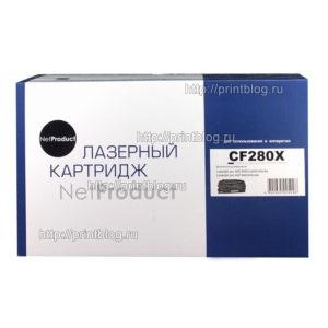 Картридж-NetProduct-N-CF280X-для-HP-LJ-Pro-400-M401-Pro-400-MFP-M425