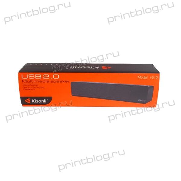 Портативная акустическая колонка Kisonli i-510