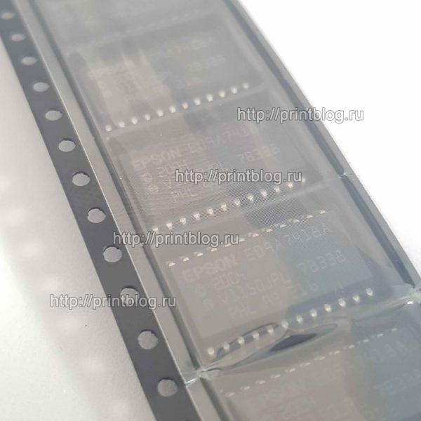Драйвер (шифратор) печатающей головки E09A7418A для принтеров Epson