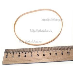 Ремень узла загрузки (привода) принтера Epson B-300, B-500DN, L1455, RX685, WF-7110 и т.д. (1438988)
