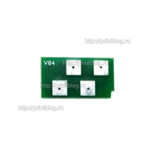 Чип картриджа PC-110, PC-130, PC-140 для Pantum P2000, M5000, M6000, M6005 (увелич. ёмкость) (V04)