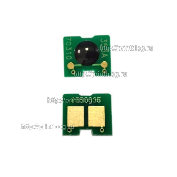 Чип картриджа HP CF353A Yellow для HP CLJ M153, M176, M177 (H-CF353A-M-1K)