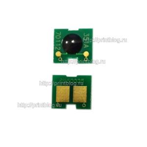 Чип картриджа HP CF351A Black для HP CLJ M153, M176, M177 (H-CF351A-C-1K)