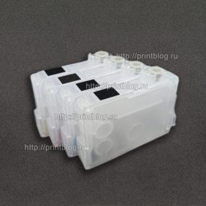 Картриджи (ПЗК, ДЗК) для Epson XP-235 XP-245 XP-332 XP-335 XP-432 XP-435 XP-247 XP-442 (T2991-T2994)