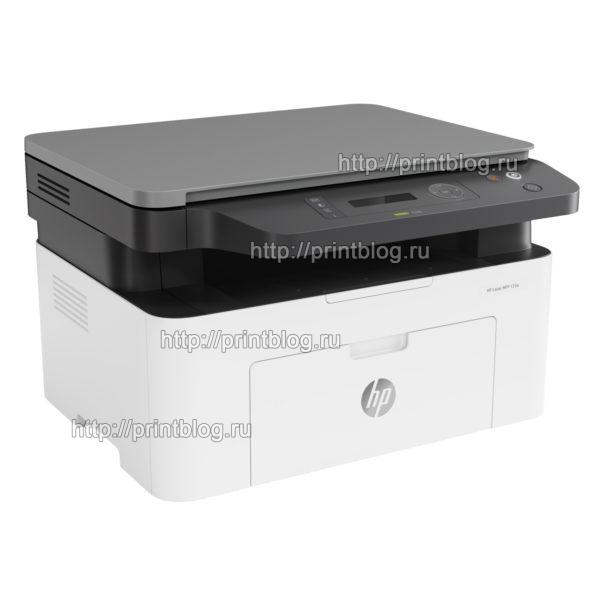 Прошивка HP Laser MFP 135a для работы без чипа картриджа