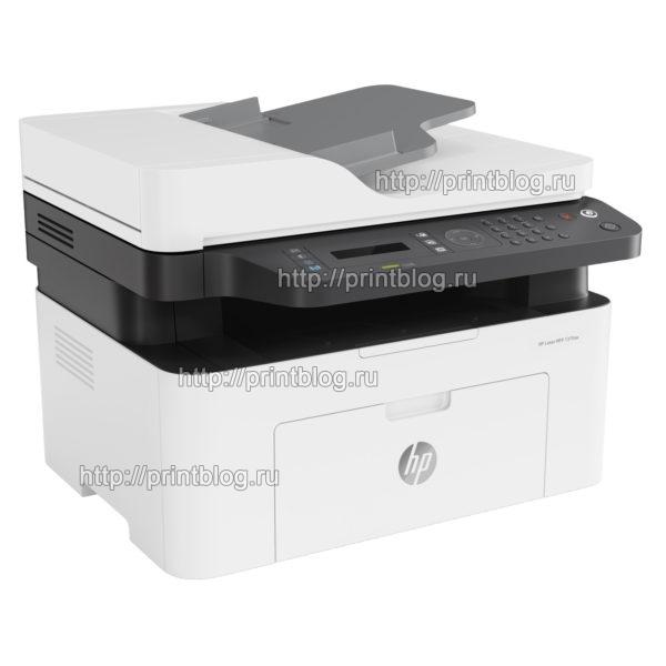 Прошивка HP Laser MFP 137fnw для работы без чипа картриджа