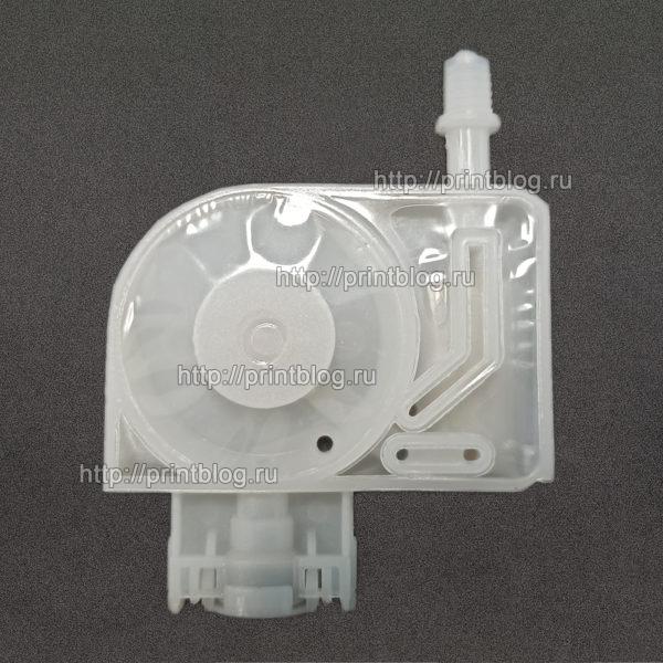 Адаптер (демпфер, дампер) для печатающей головки DX5 плоттеров Epson SP 4000, 4400, 7400, 7450, 9400, 9450 и т.д.