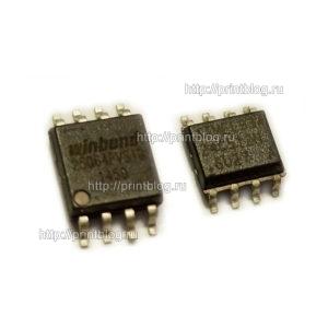 Прошитые микросхемы для Samsung ML-2160W, ML-2165W 24С512 и 25Q64 (фикс прошивка)