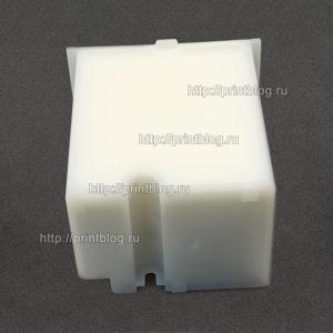 Поглотитель чернил (памперс, абсорбер) в сборе для Epson L1110, L3110, L3150 (1749772)