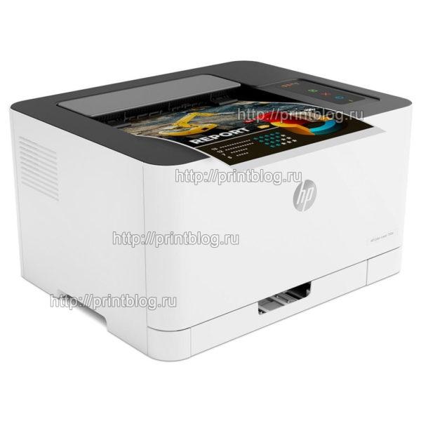 Прошивка HP Color Laser 150a и 150nw для работы без чипов картриджей версия V3.82.01.08 и версии ниже