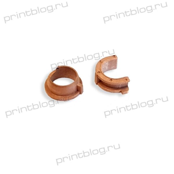 Втулка резинового вала (бушинг) (компл 2шт) HP LJ1100, 3200, Canon LBP-800 (RB2-3956, 3957)