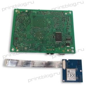Главная (материнская, форматтер, Main) плата Sasmung C480W с Wi-Fi модулям, прошитая для работы без чипов JC41-00923A