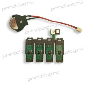 Чип СНПЧ для Epson WF-7710, WF-7210, WF-7720, WF-7110, WF-7610 T2711-T2714