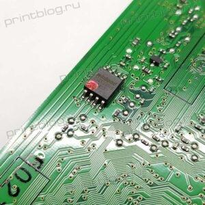 Canon Pixma MG7540 микросхема 25Q32 (25Q64) со сброшенными счетчиками памперса