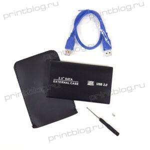 Внешний бокс для hdd 2.5 (USB 3.0)