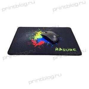 Коврик для мышки игровой G2 размер 330x225x4 мм (Rasure aplication2)