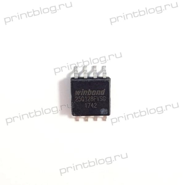 Микросхема 25Q128 Winbond (25Q128FVSG)