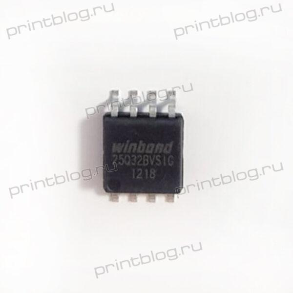 Микросхема 25Q32 Winbond (25Q32JVSIQ)