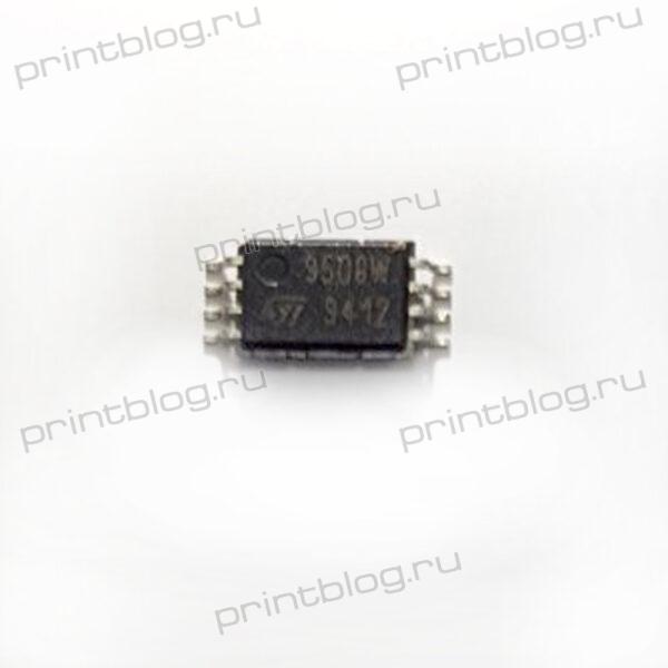 Микросхема 9508 (M95080-WDW6TP) EEPROM TSSOP-8