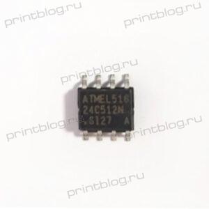 Микросхема Atmel 24C512