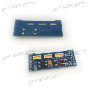 Чип для Samsung CLP-510D5C, CLP-,511,515,560 Cyan (5K)