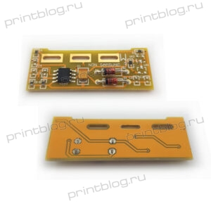 Чип для Samsung CLP-510D5C, CLP-,511,515,560 Yellow (5K)