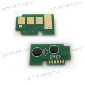 Чип для Samsung CLT-K504S, CLP-415, CLX-4195, SL-C1810,C1860, Yellow (1.8K)