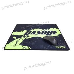 Коврик для мышки игровой G6 размер 395x350x3 мм (Rasure green)