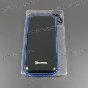 Внешний АКБ Power Bank ZARMANS L-103 10000 mAh 2xUSB