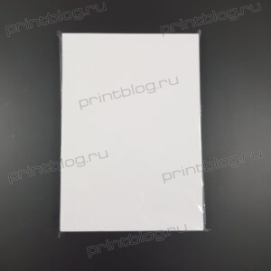 Фотобумага эконом-класс A4, глянец, 210грм, 100л.