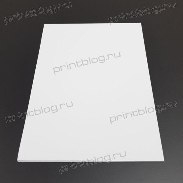 Фотобумага эконом-класс, матовая, А4 магнитная 5л.