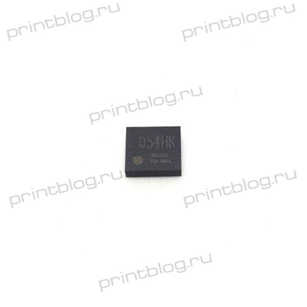 Чип для Canon 054H Black 3.1K UNItech(Apex) (LBP621Cw, 623Cdw, MF641Cw, 643Cdw, 455Cx)