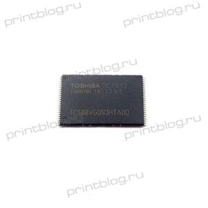 Микросхема TC58BVG0S3HTA00 TSOP48