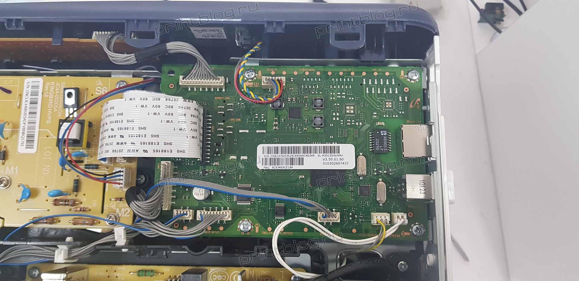 Понижение версии прошивки в Xerox B205, B210, B215 на примере B210. Пайка и прошивка NAND. Рекомендации, личный опыт