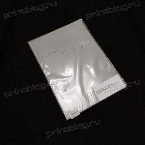 Пленка белая непрозрачная для струйной печати, А4, 10л.