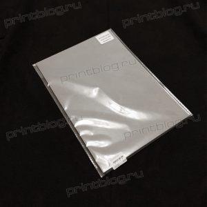 Пленка матовая самоклеящаяся для струйной печати (белая), А4, 10л.