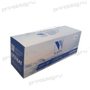 Картридж HP LJ CF218A NV Print, 1400cтр. (M104aw MFP M132nwfwfpsnw)