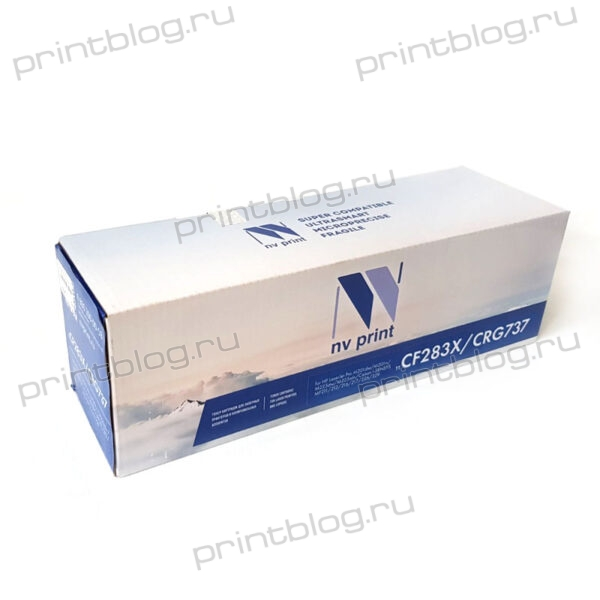 Картридж HP LJ CF283xCanon 737 NV Print 2200стр (MFP M125M127Canon MF211212215222223224226)