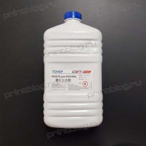 Тонер Kyocera M8124 cidn8130cidn Black 500 г.фл.СЕТ PK207 (TK-8115TK-5195TK-5205TK-5215)