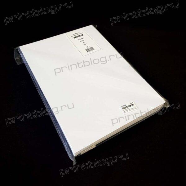 Фотобумага IST ЭКОНОМ односторонняя, глянцевая, A4 (210x297мм), 230 грм, 100л (EG230-100A4)