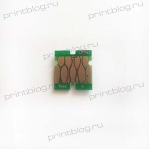 Чип картриджа Epson WorkForce WF5299M5799 UNItech (T9661)