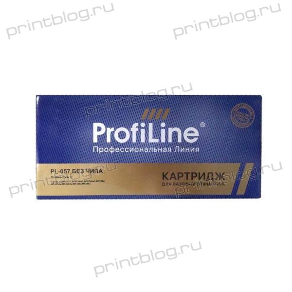 Картридж Canon 057 Profiline 3100стр. ( i-SENSYS LBP223dw, 226dw, 228x, MF443dw, 445dw, 446x, 449x) PL_057