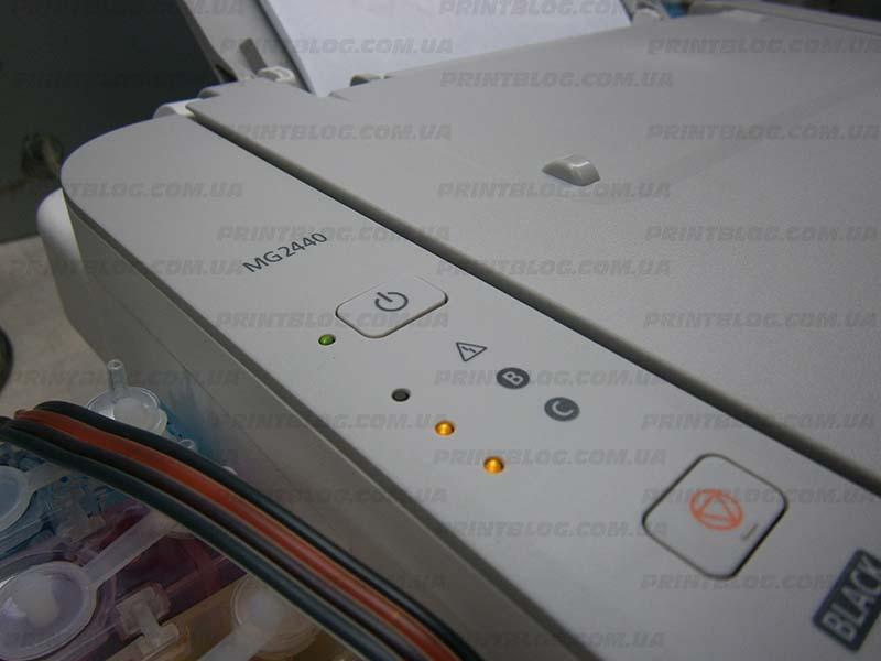 Инструкция к принтеру кэнон mg2440